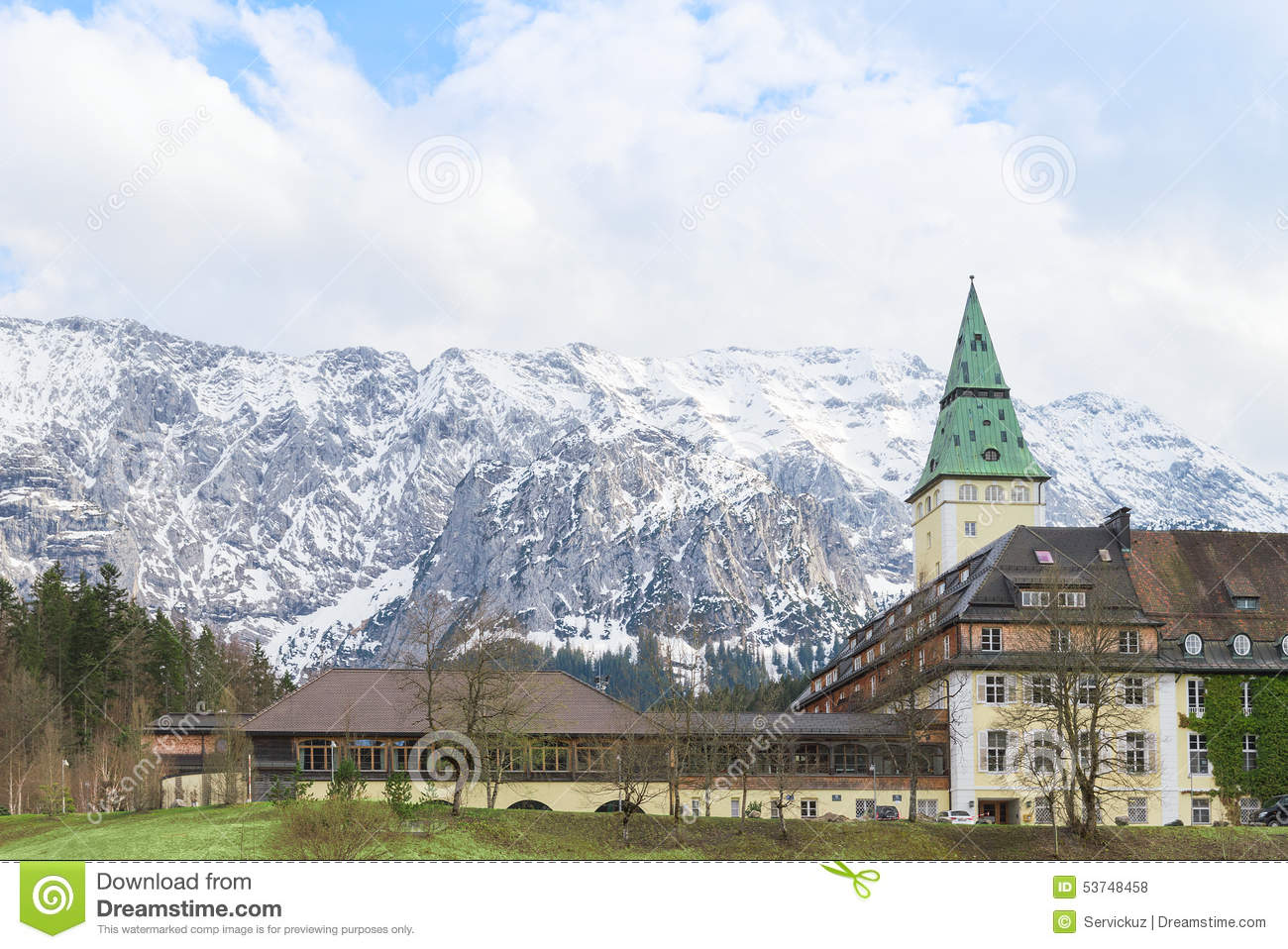 Schloss Elmau Is Among The Leading Hotels Of The World