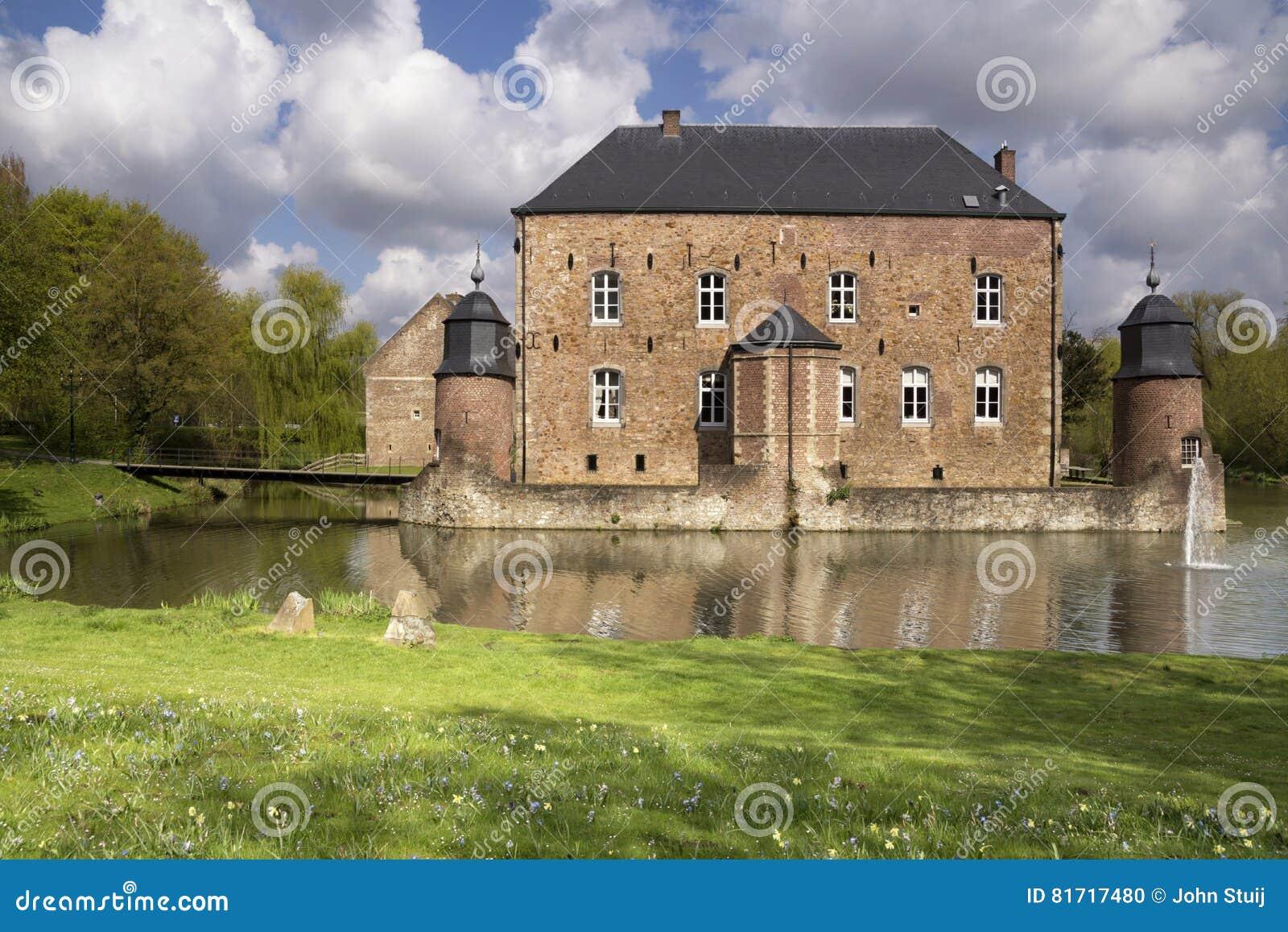Schloss Erenstein in Kerkrade
