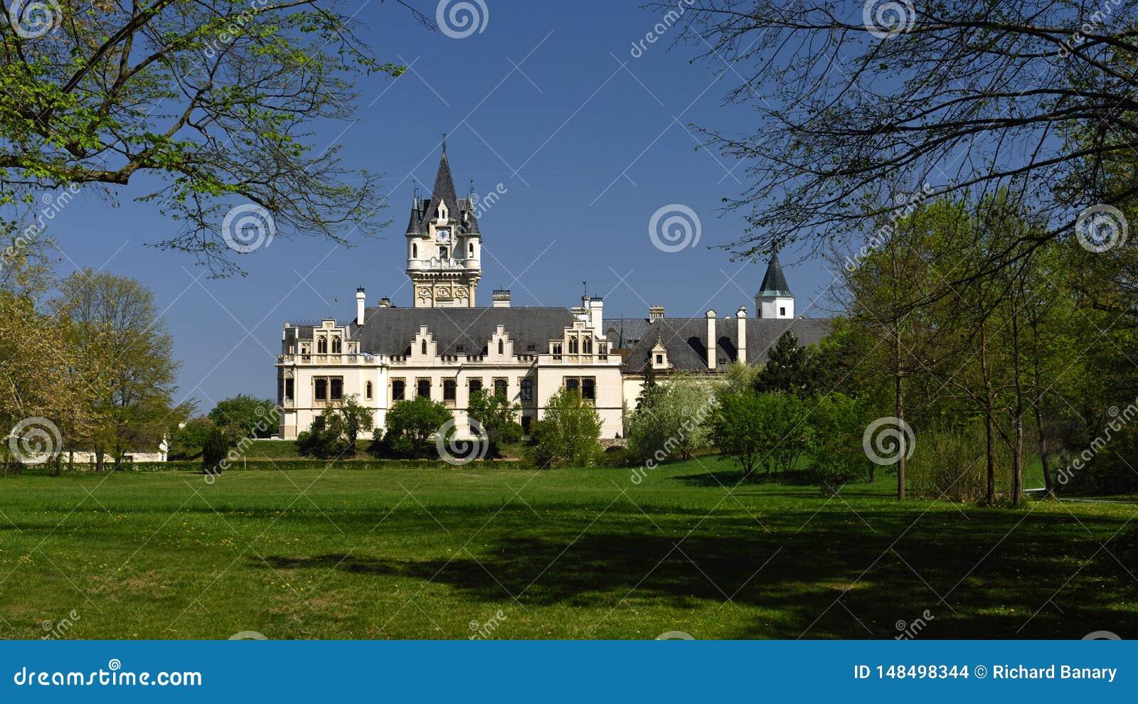Schloss Grafenegg, Niederosterreich, Autriche