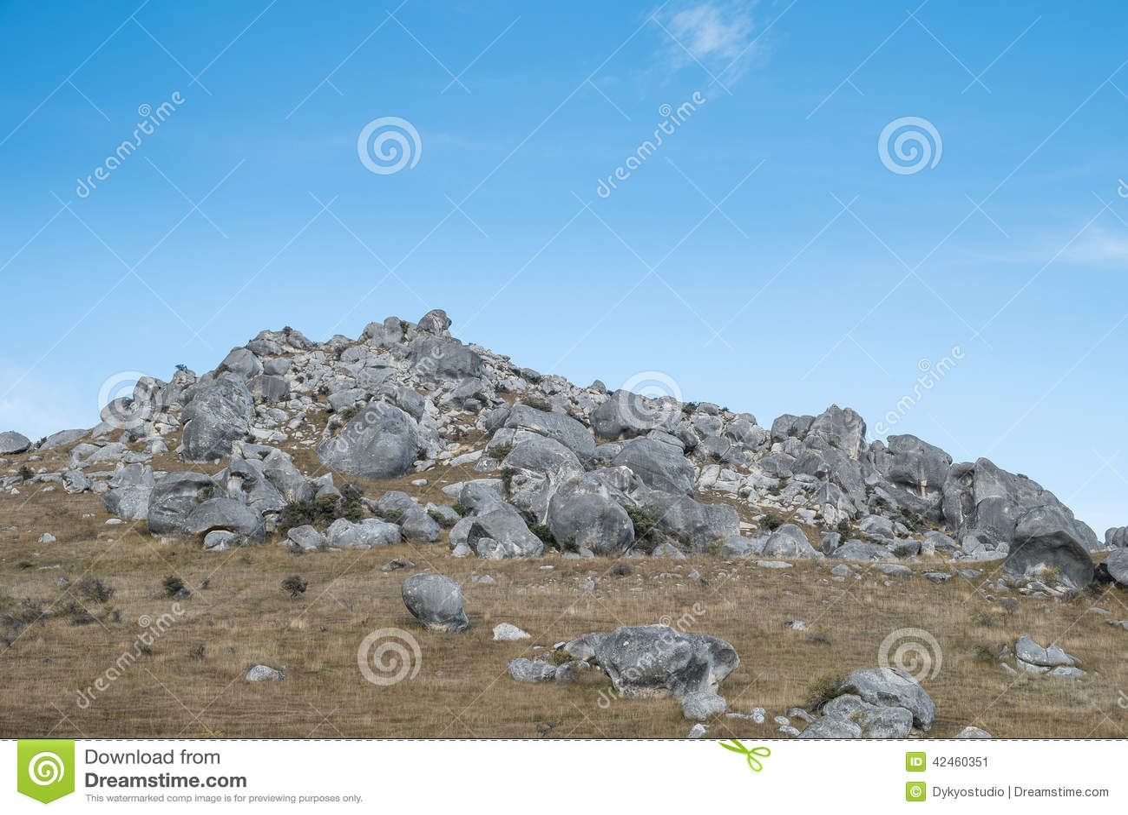 Schloss-Hügel, Neuseeland