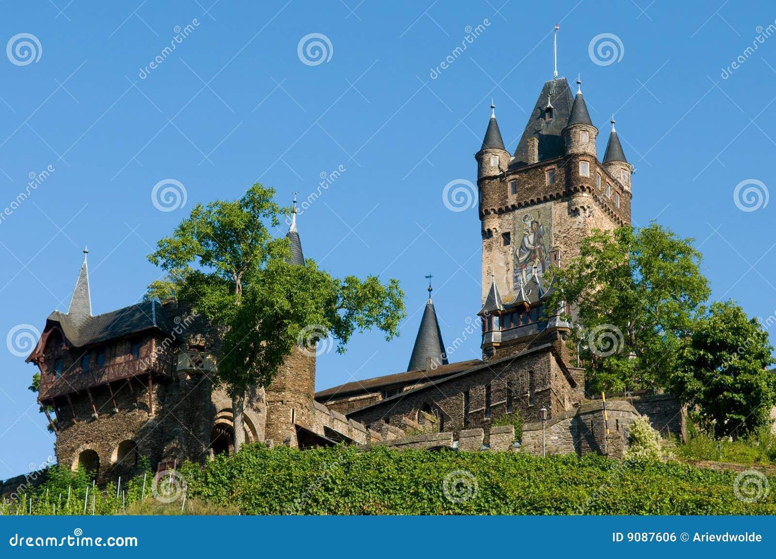 Schloss im Grün