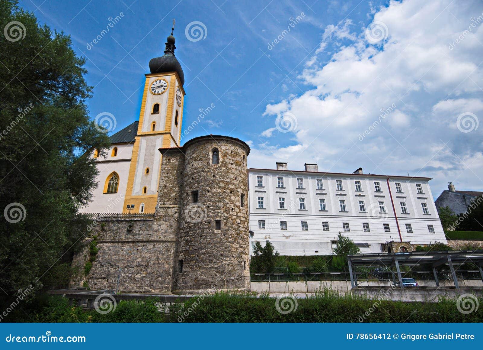 Schloss Rothschild - slott i Österrike
