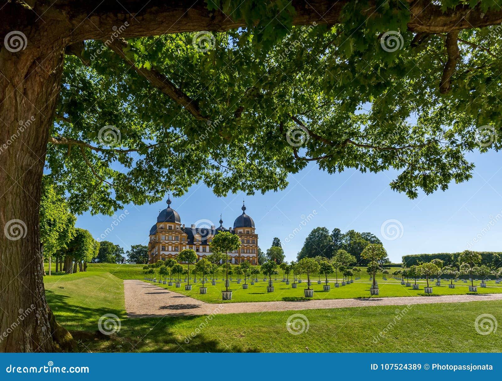 Schloss Seehof Memmelsdorf -Germany