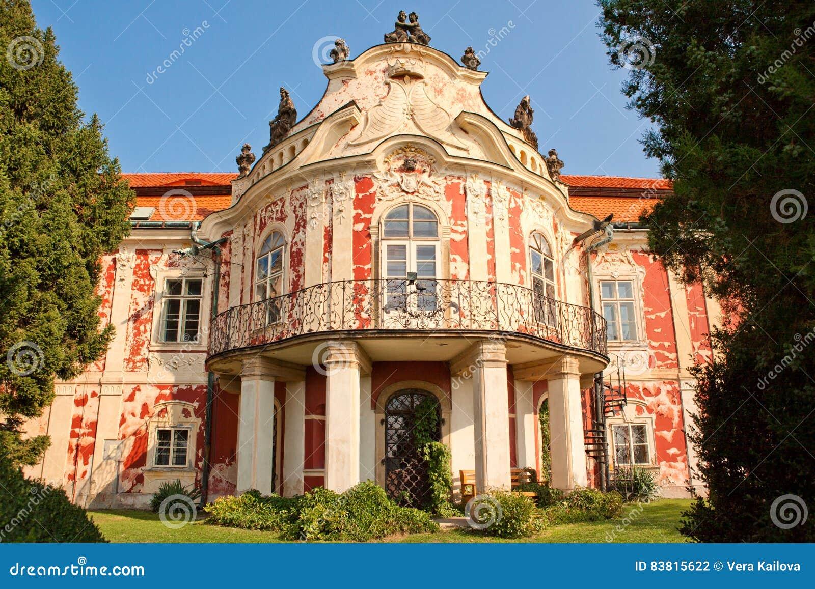 Schloss Steknik