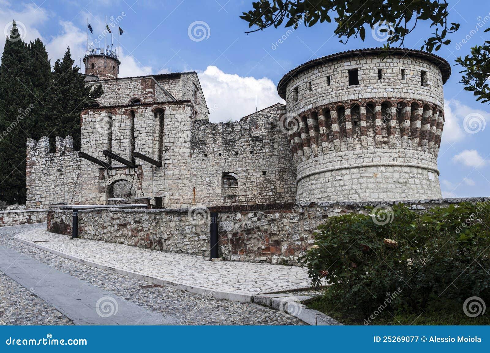 Schloss von Brescia