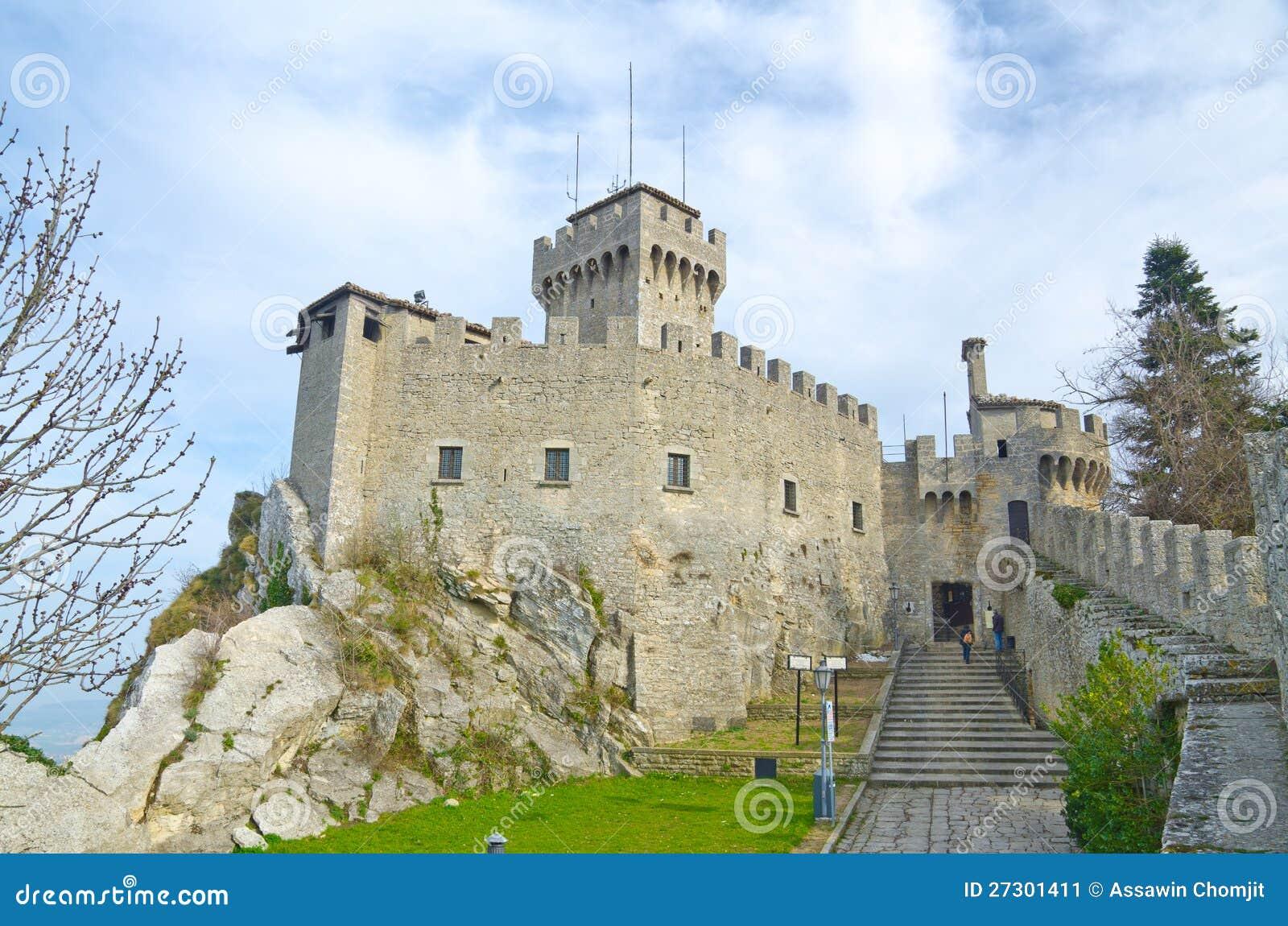 Schloss von San Marino