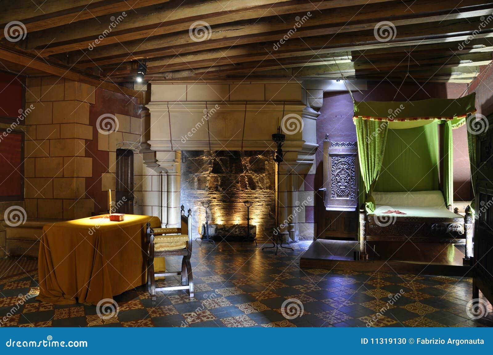 Schlossschlafzimmer