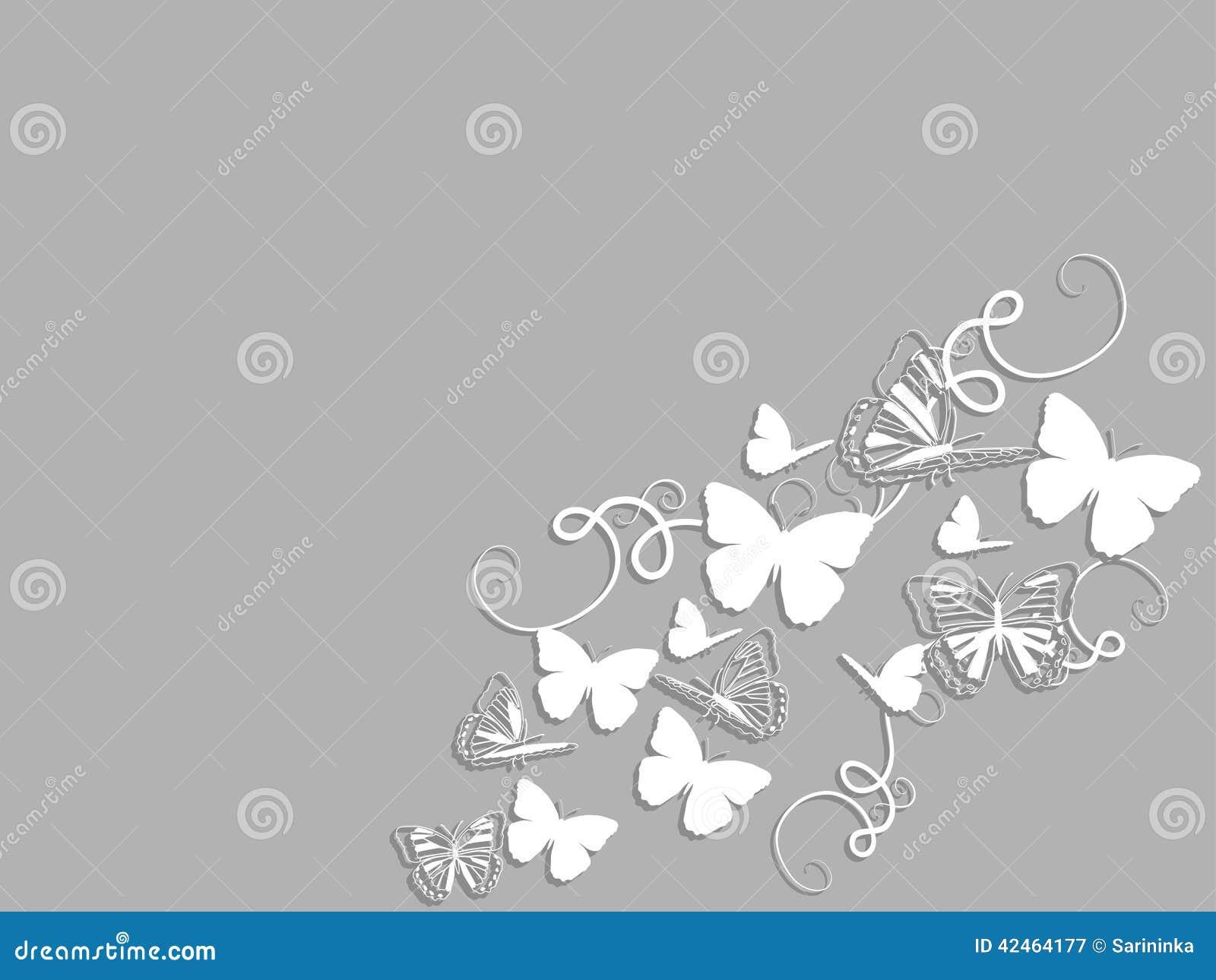 Schmetterlingskonzept