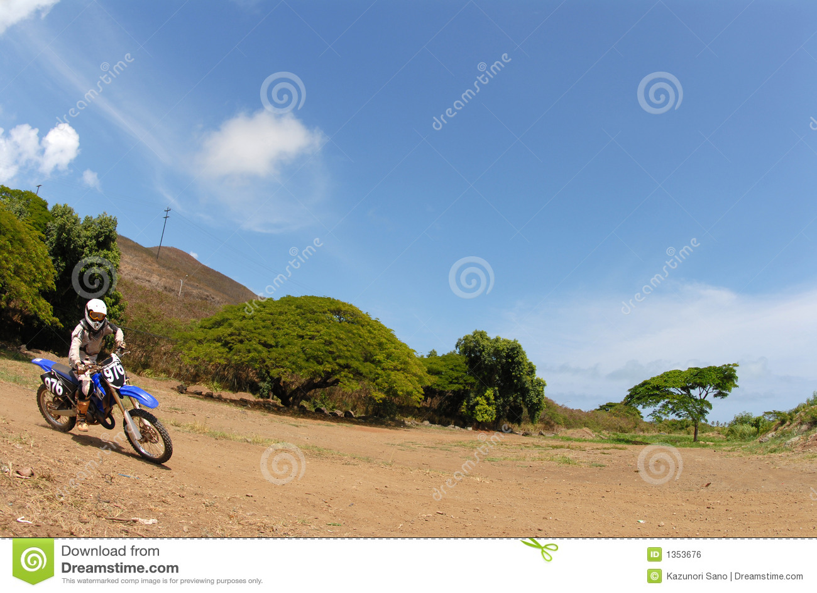 Schmutz-Fahrrad