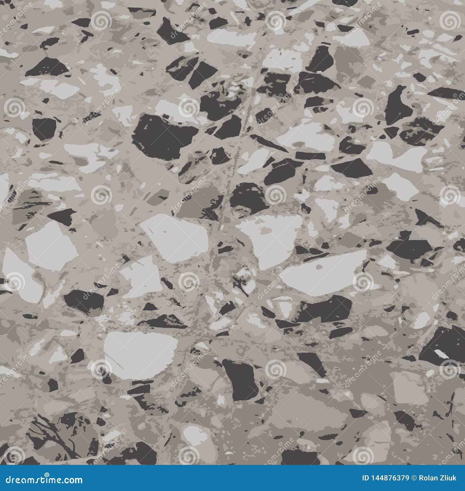 Schmutzbeschaffenheitsstein und -granit f?r unterschiedlichen dekorativen Entwurf