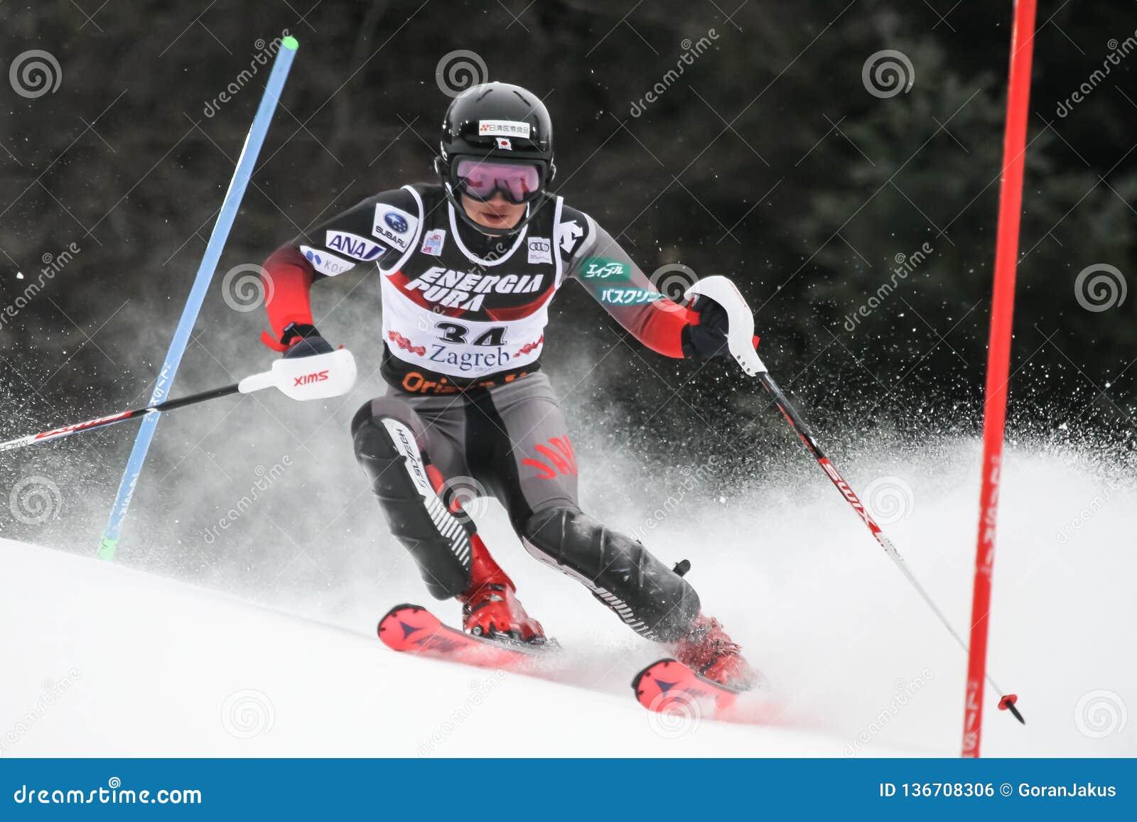 Schnee-Königin-Trophäe 2019 - Damen-Slalom