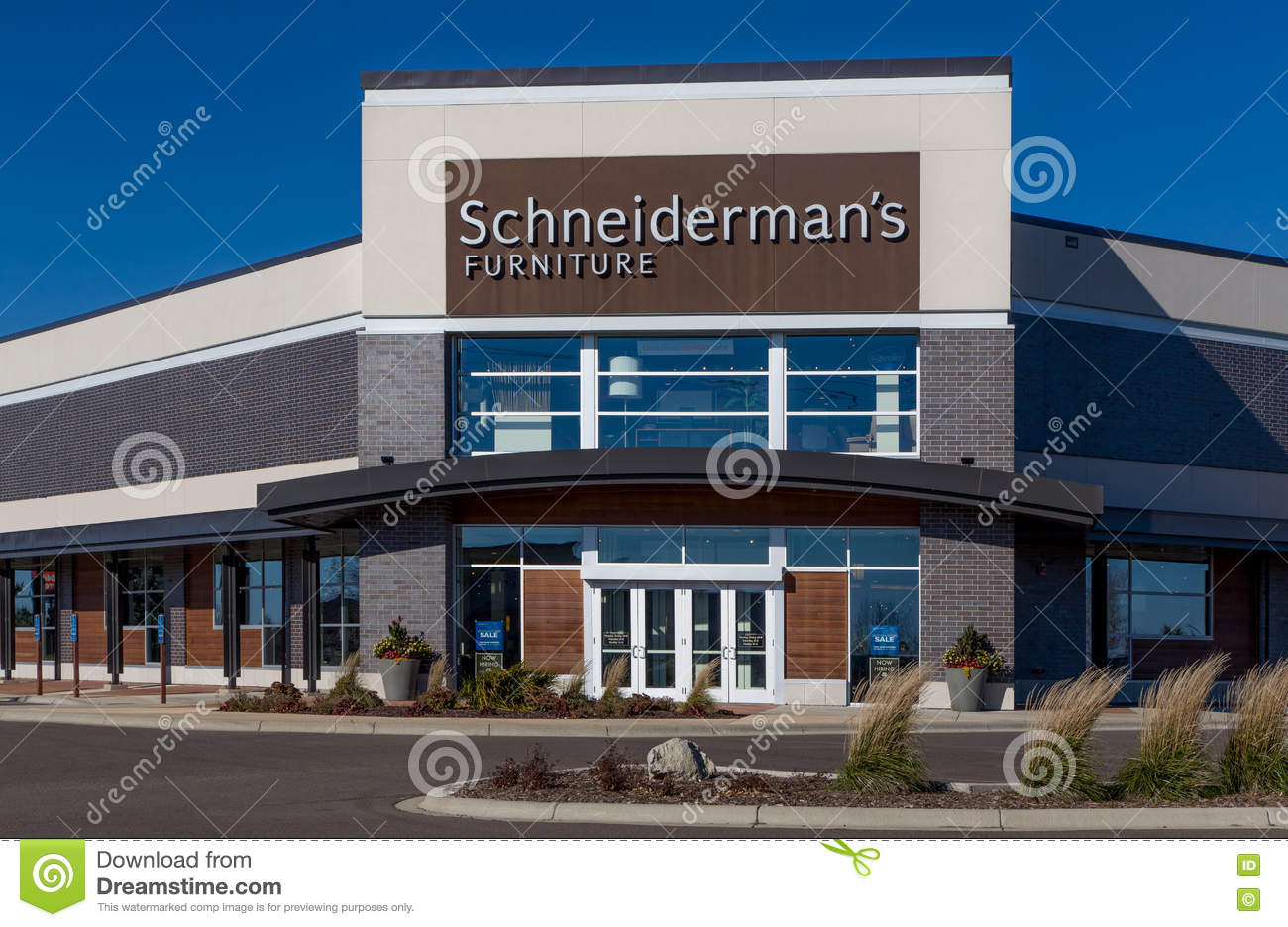 Schneiderman S Furniture Store Editorial Photo Image Of Living