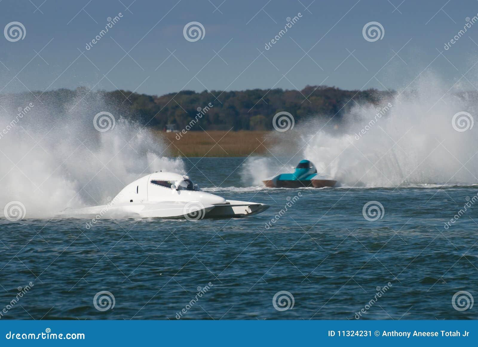 Schnellboot-Rennen