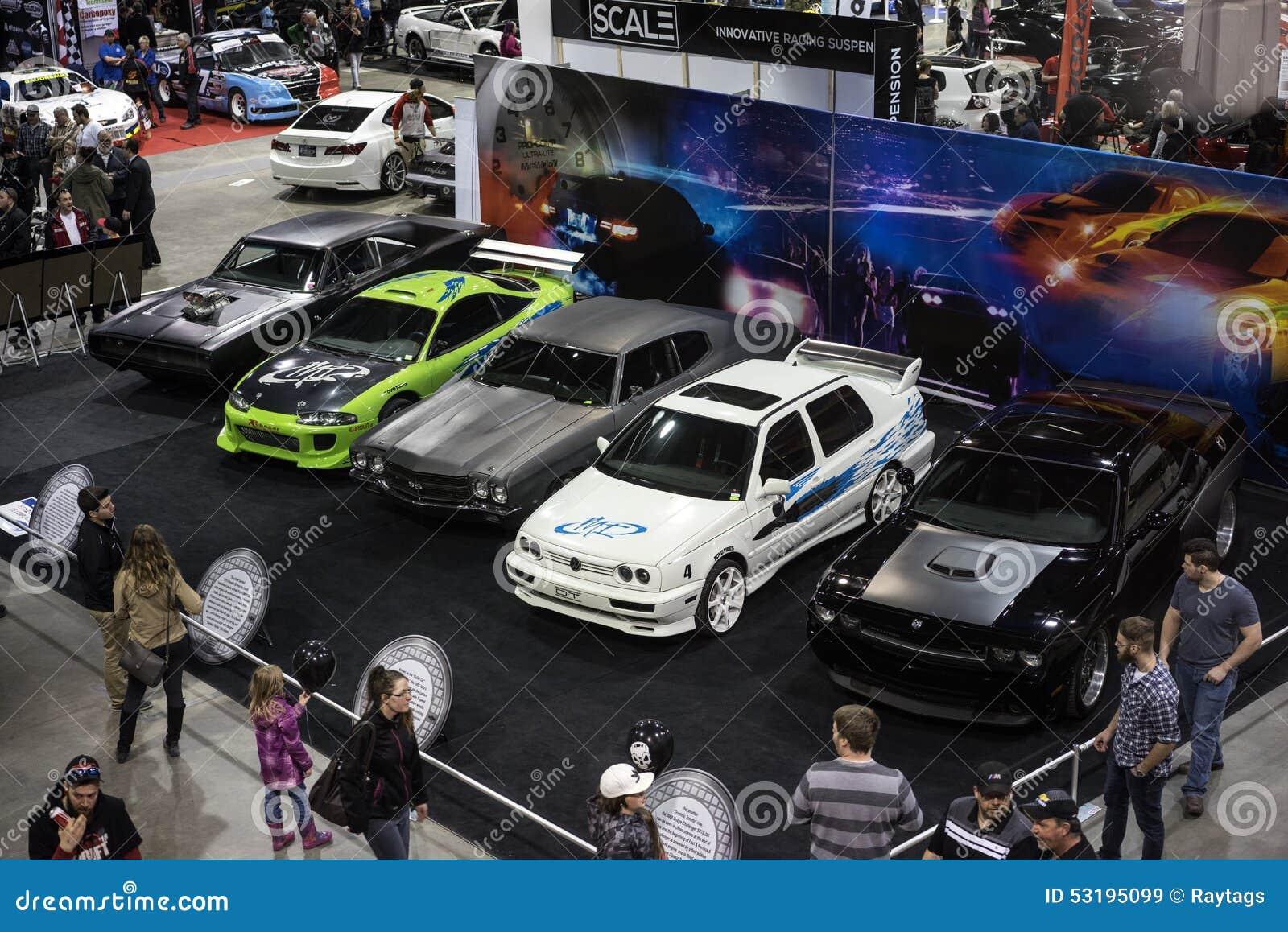 Schnelle und wütende Autos