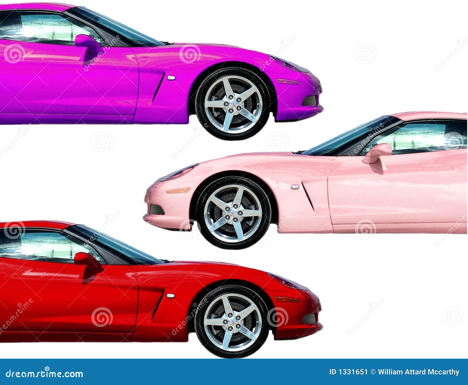 Schnelles Auto-Ansammlung