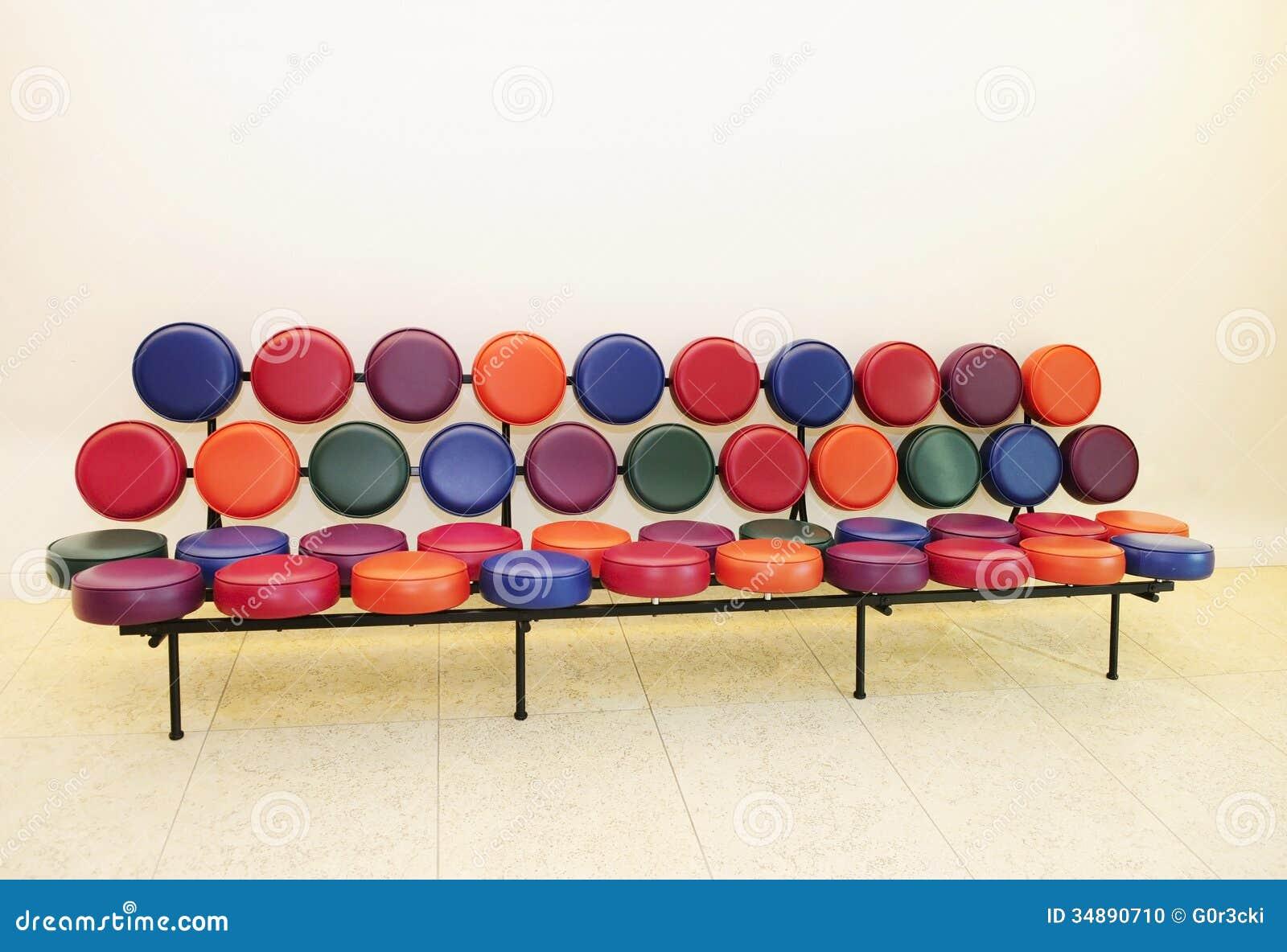 sch nes und modernes sofa stockfoto bild 34890710. Black Bedroom Furniture Sets. Home Design Ideas
