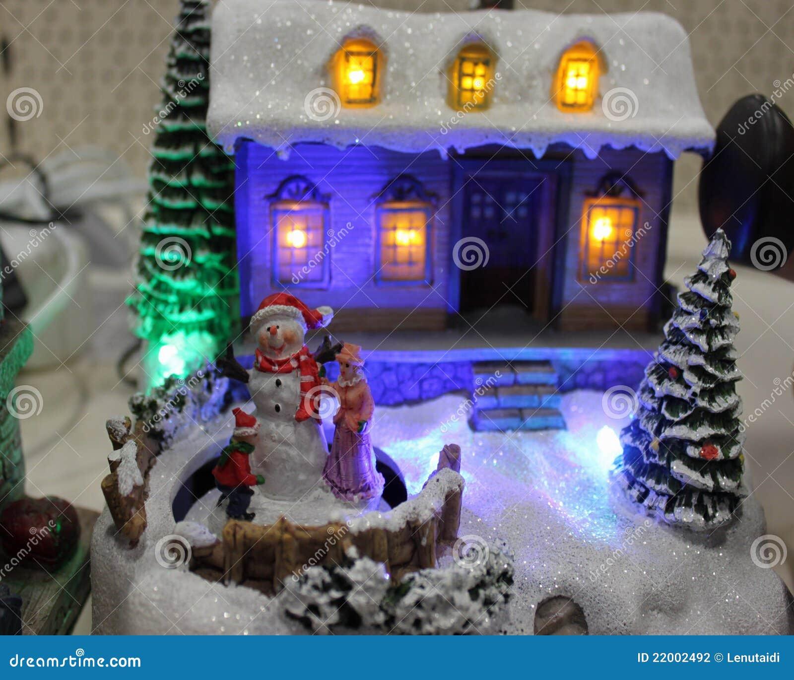 Schnickschnack Für Weihnachten Stockfoto - Bild von geschenk, feier ...