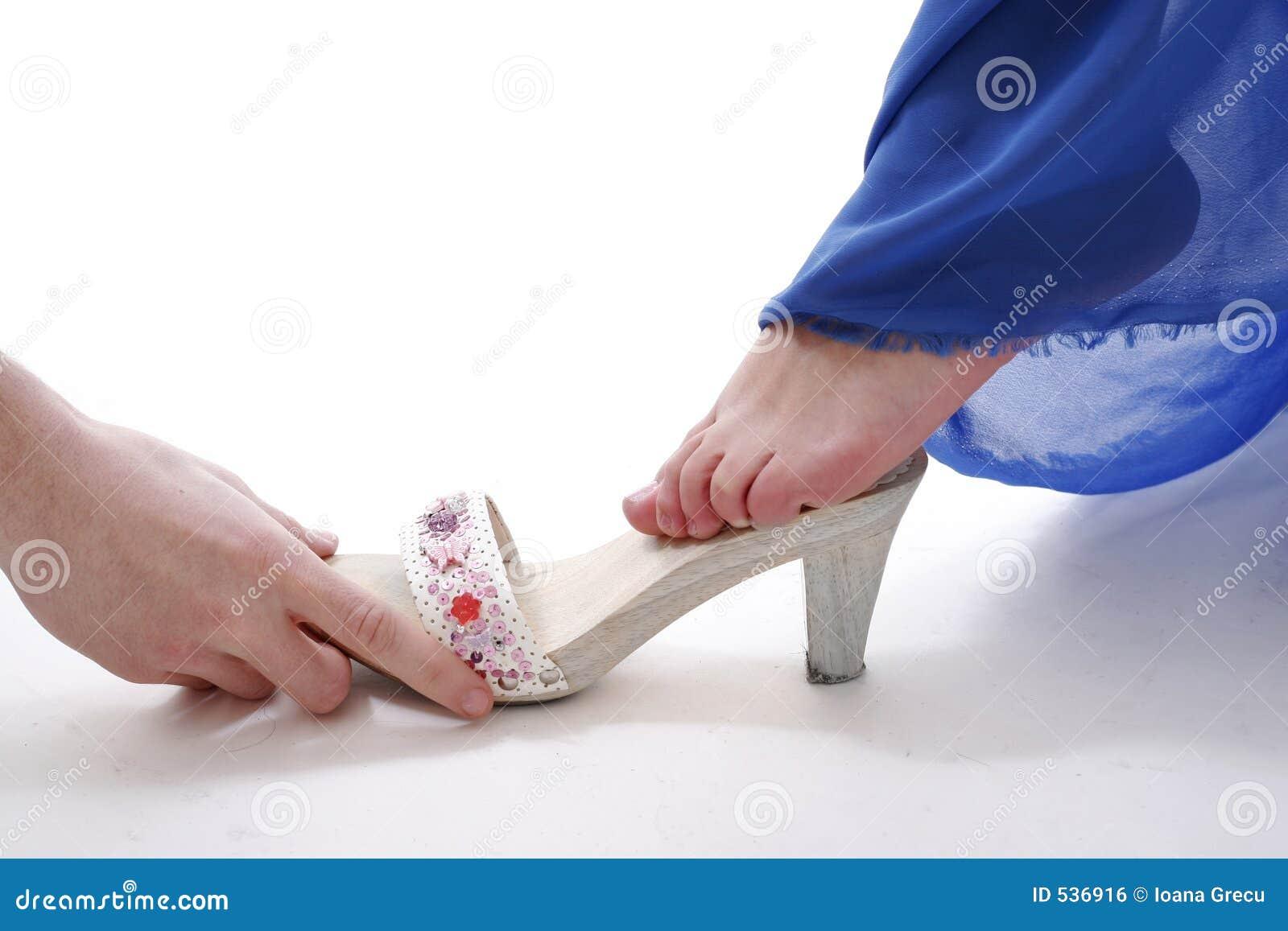 Schoen 2 van Cinderella