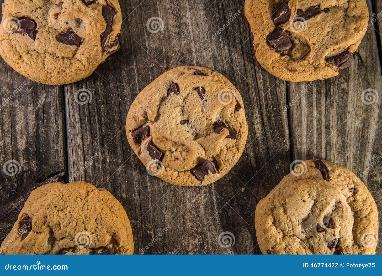 Schokolade Chip Cookies