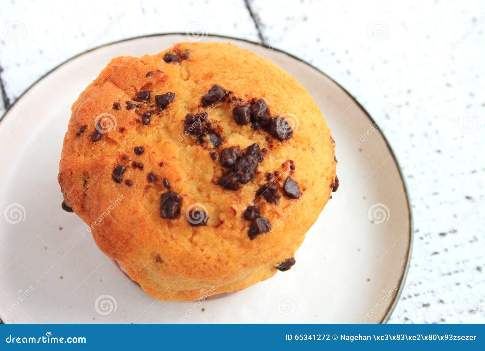 Schokolade Chip Muffin