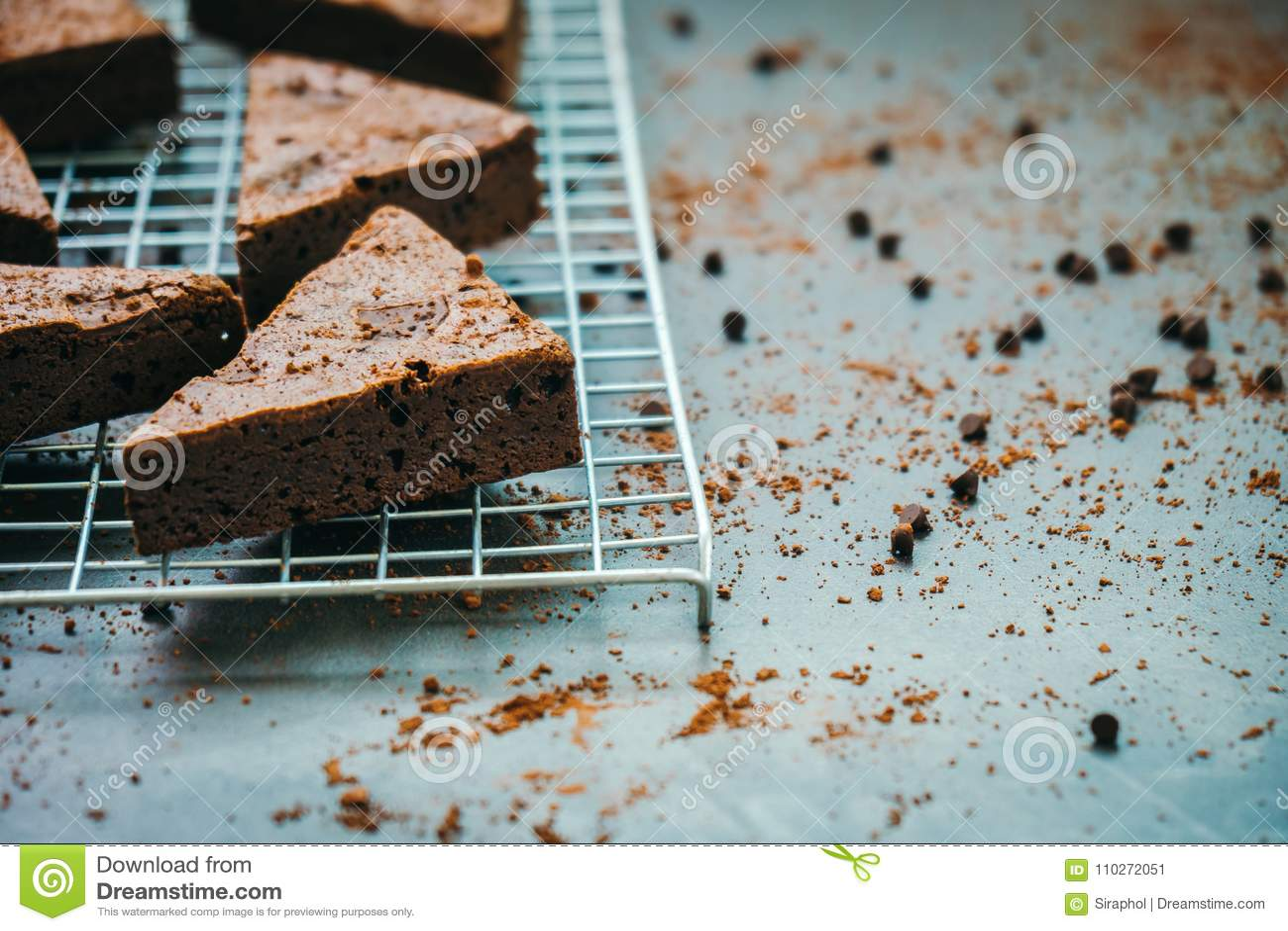 Schokoladen-Schokoladenkuchen