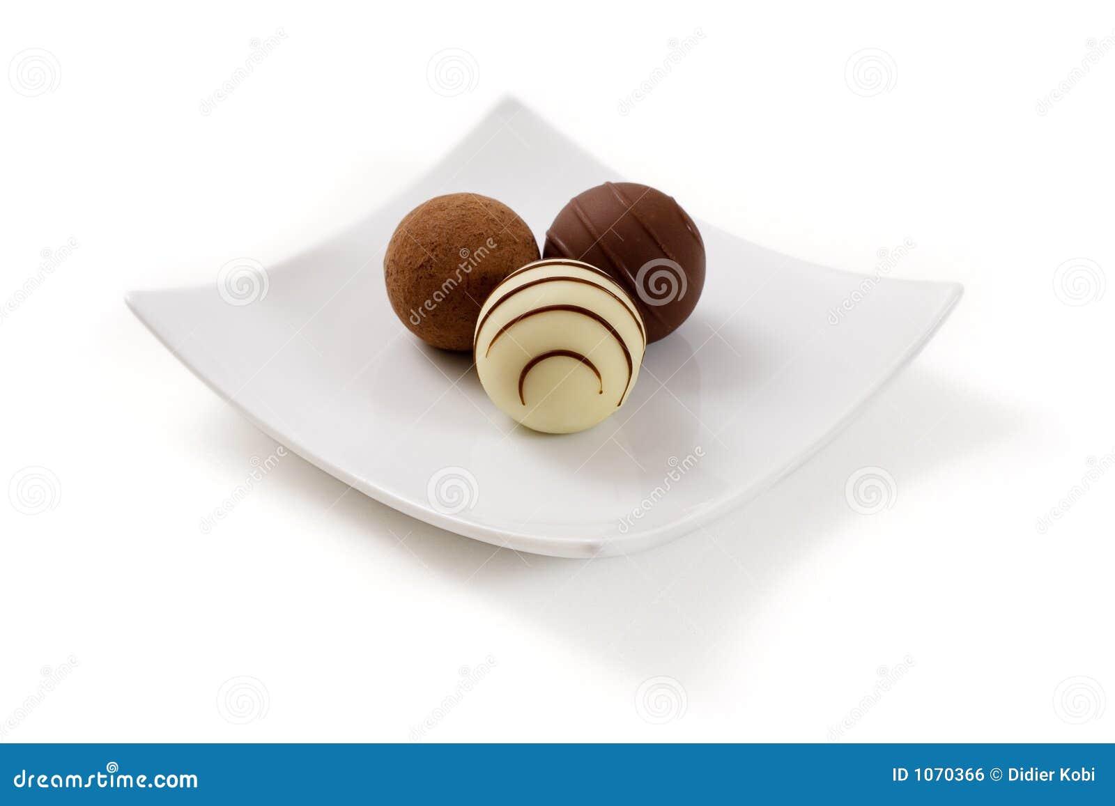 Schokoladen-Trüffeln