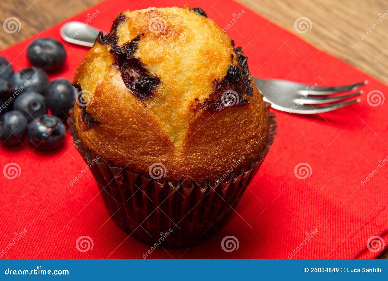 Schokoladenchip-Muffin