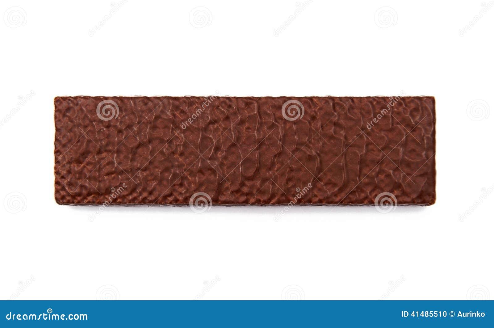 Schokoladenoblate