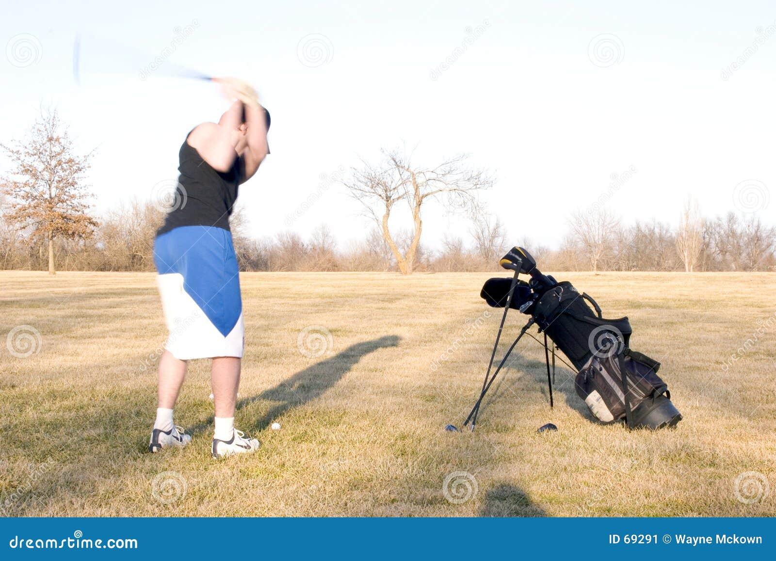 Schommeling 2 van het golf