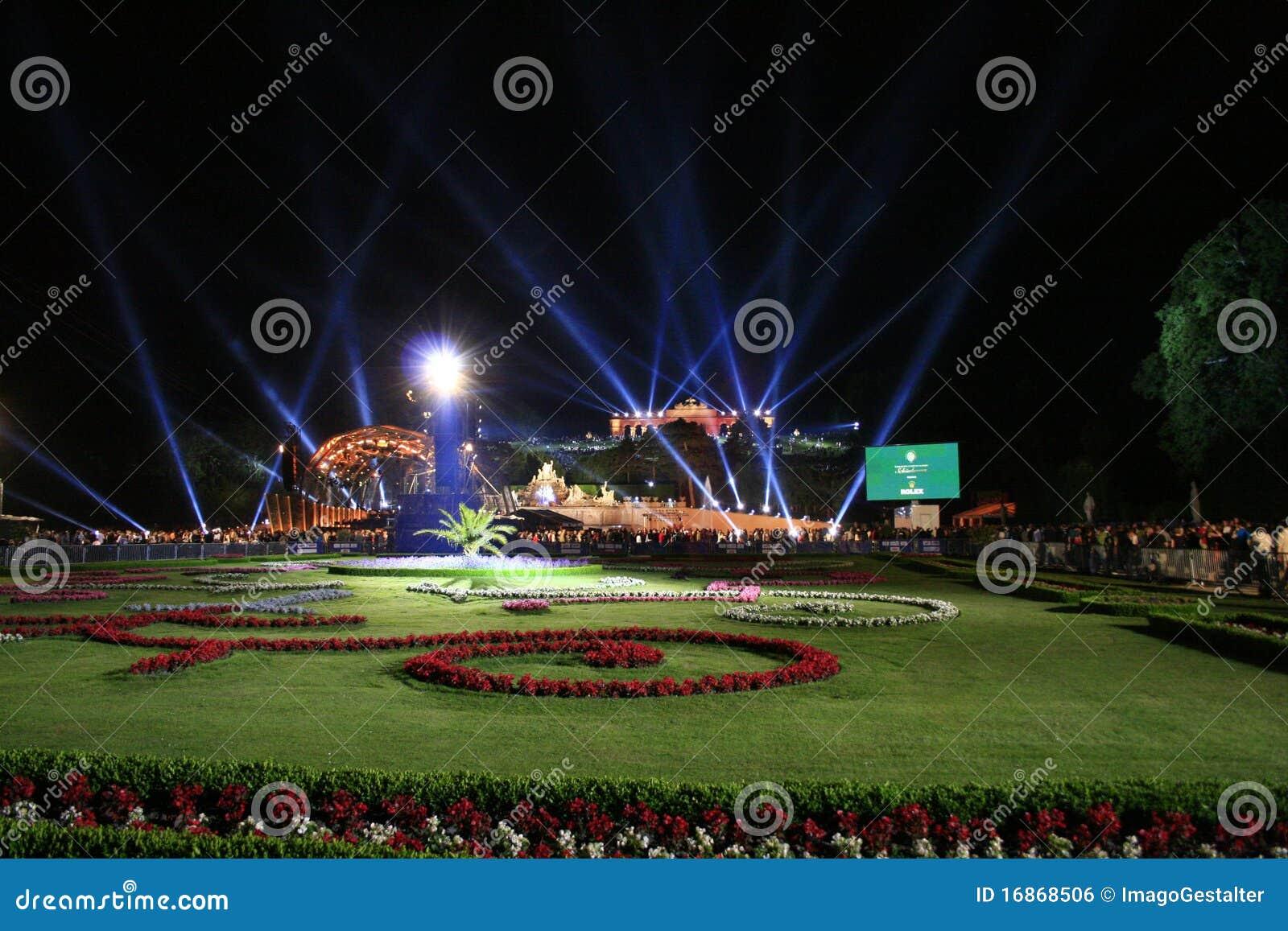 Schonbrunn Sommernachtskonzert