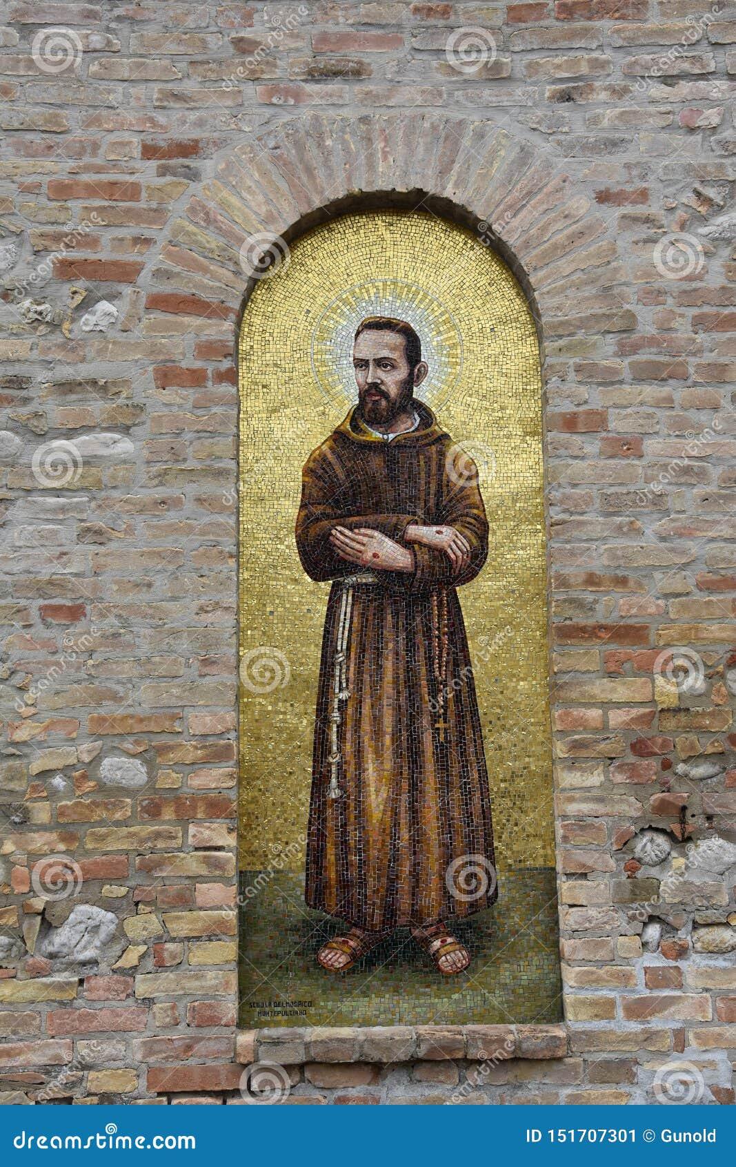 Schongebiet Madonna der Pracht in Giulianova