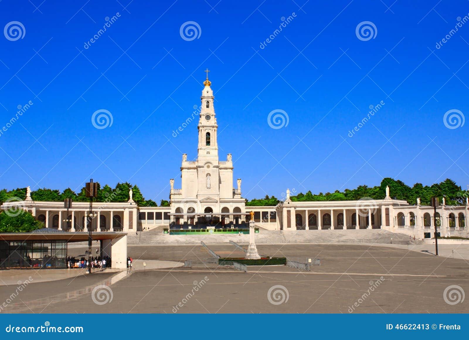 Schongebiet unserer Dame, Fatima, Portugal