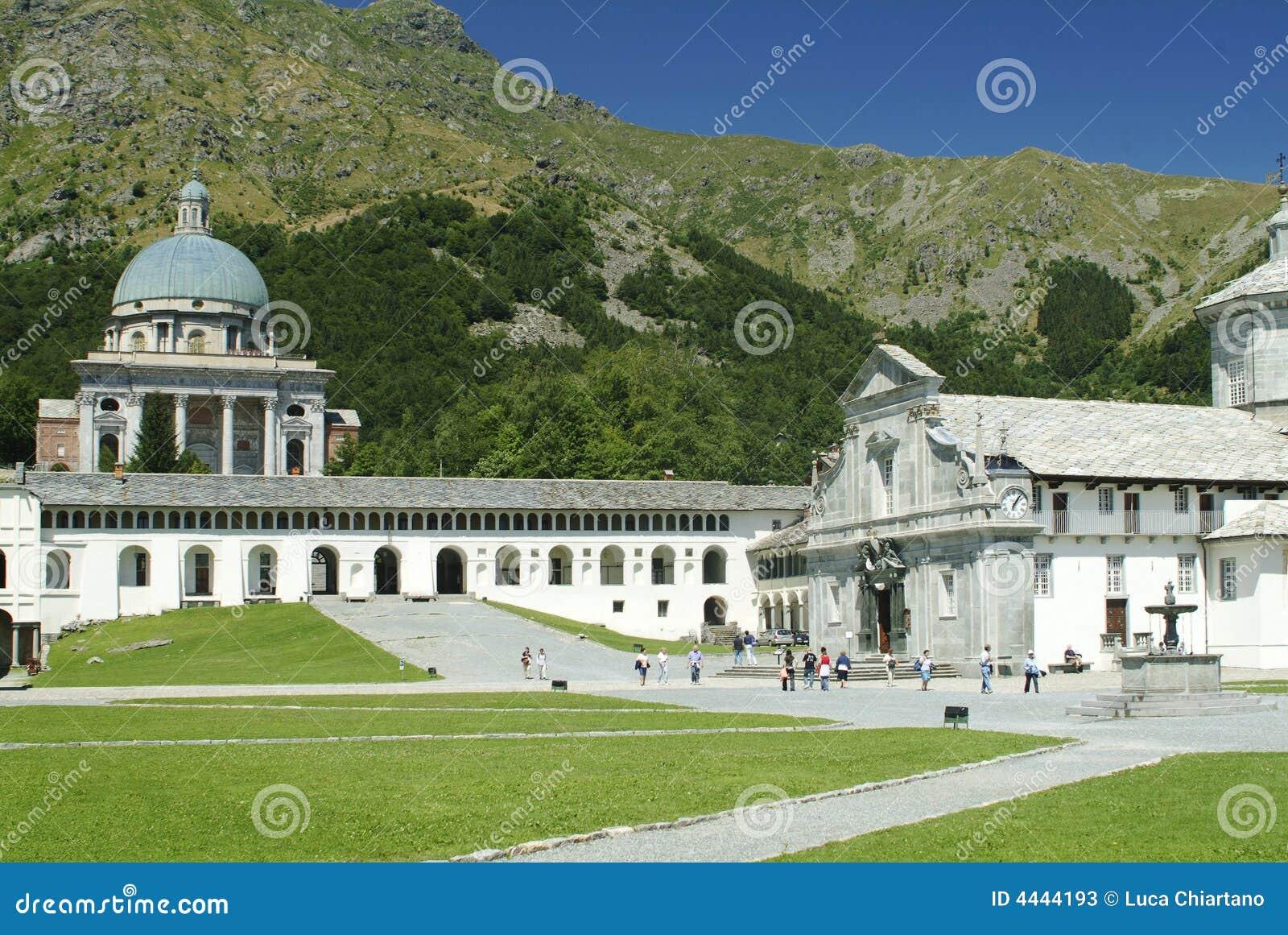 Schongebiet von Oropa - Biella - Italien