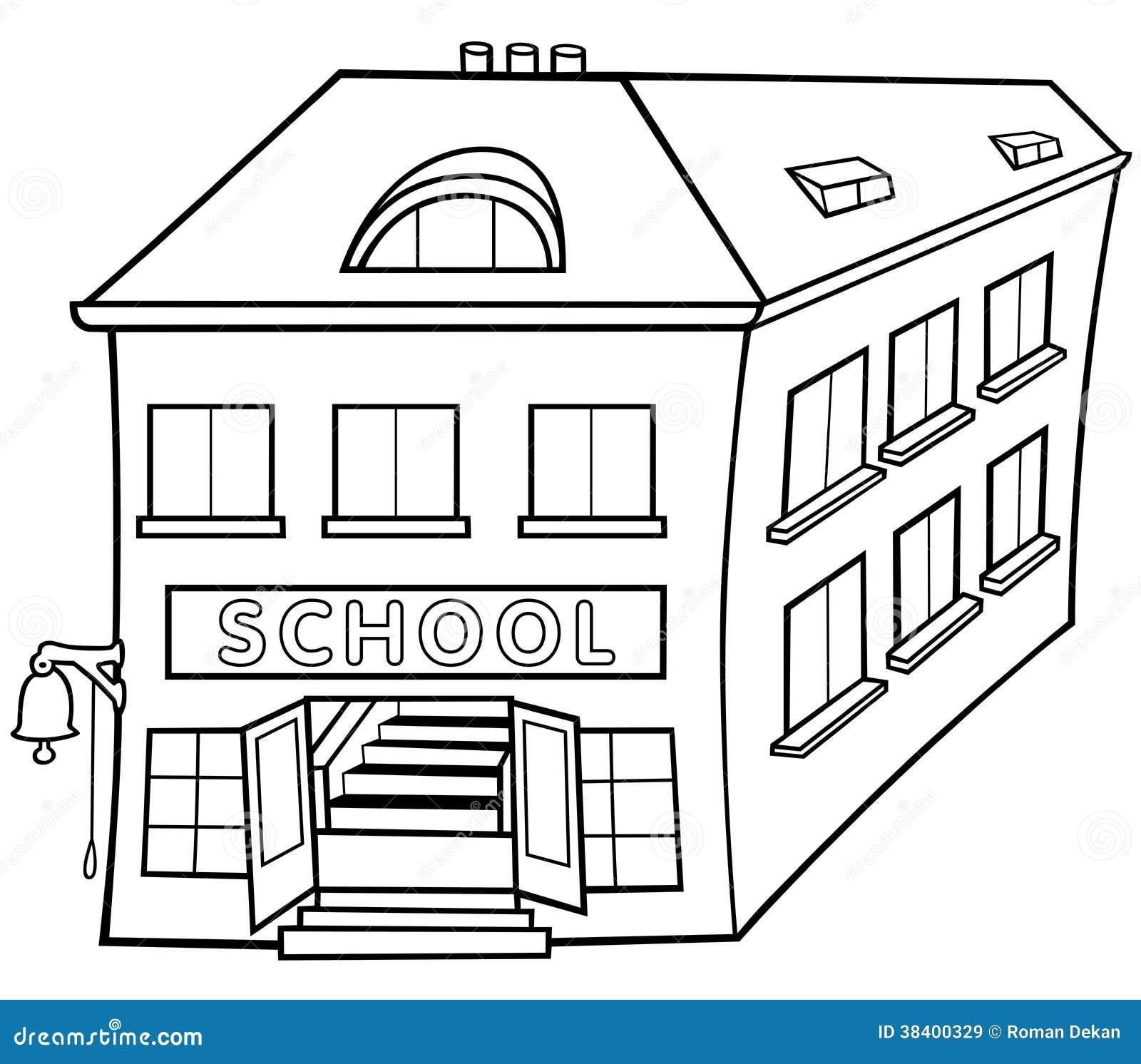 School Royalty-vrije Stock Afbeeldingen - Afbeelding: 38400329 - photo#49