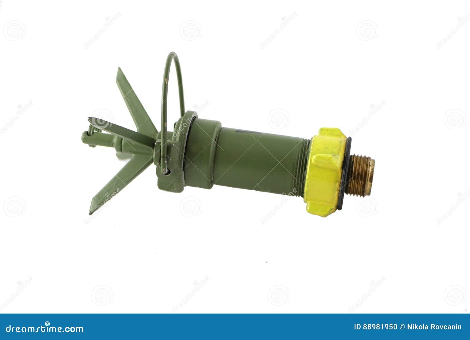 School bomb trigger