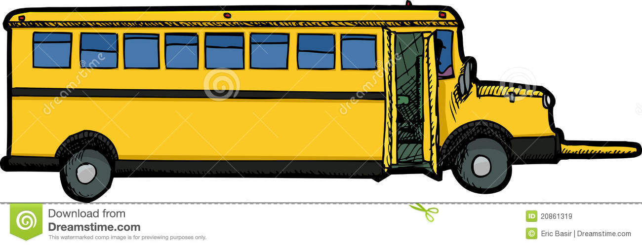 school bus stock vector illustration of transportation school bus clipart cute school bus clipart jpg