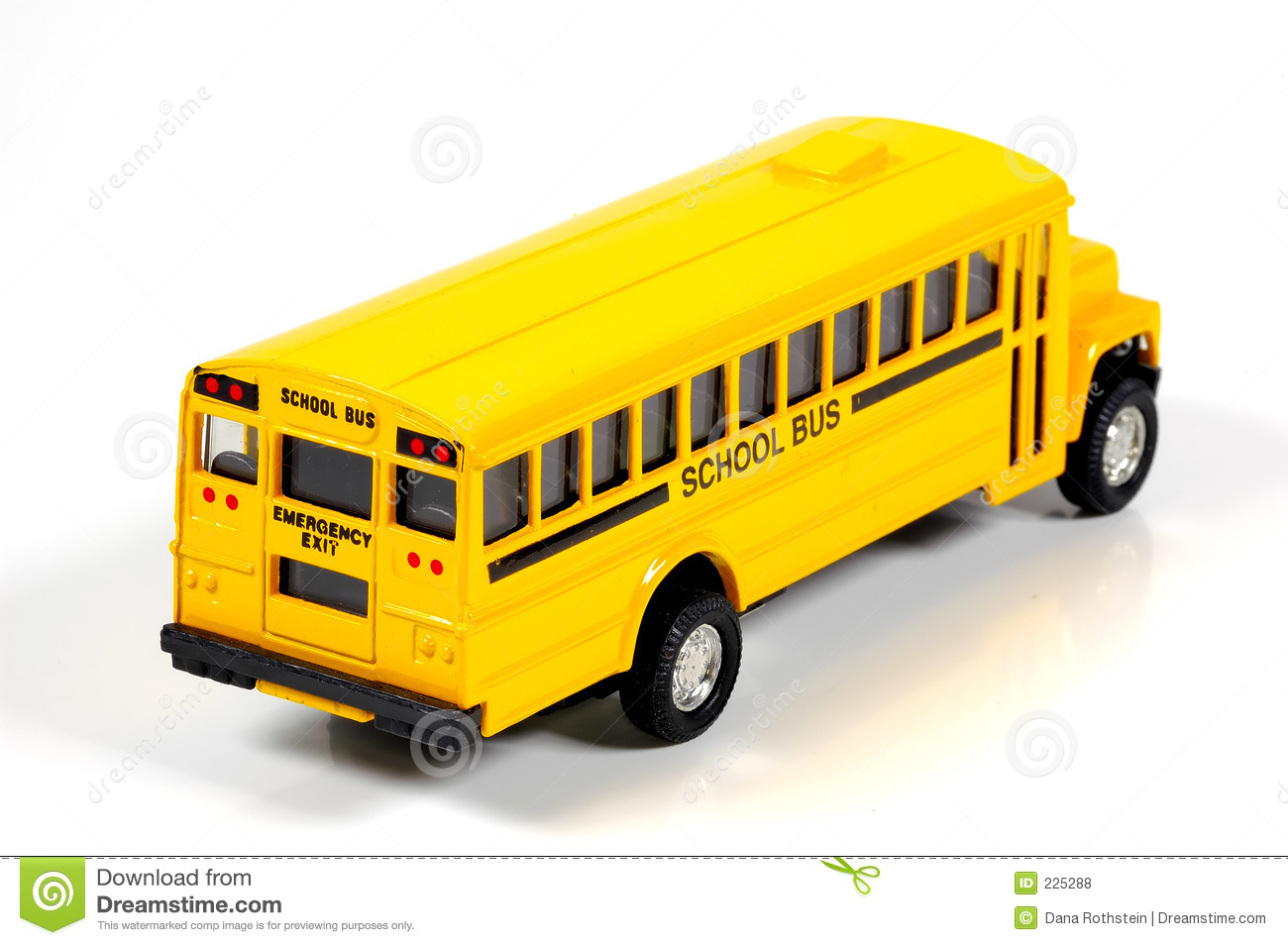 Download School Bus stock photo. Image of afternoon, arrival, learn - 225288