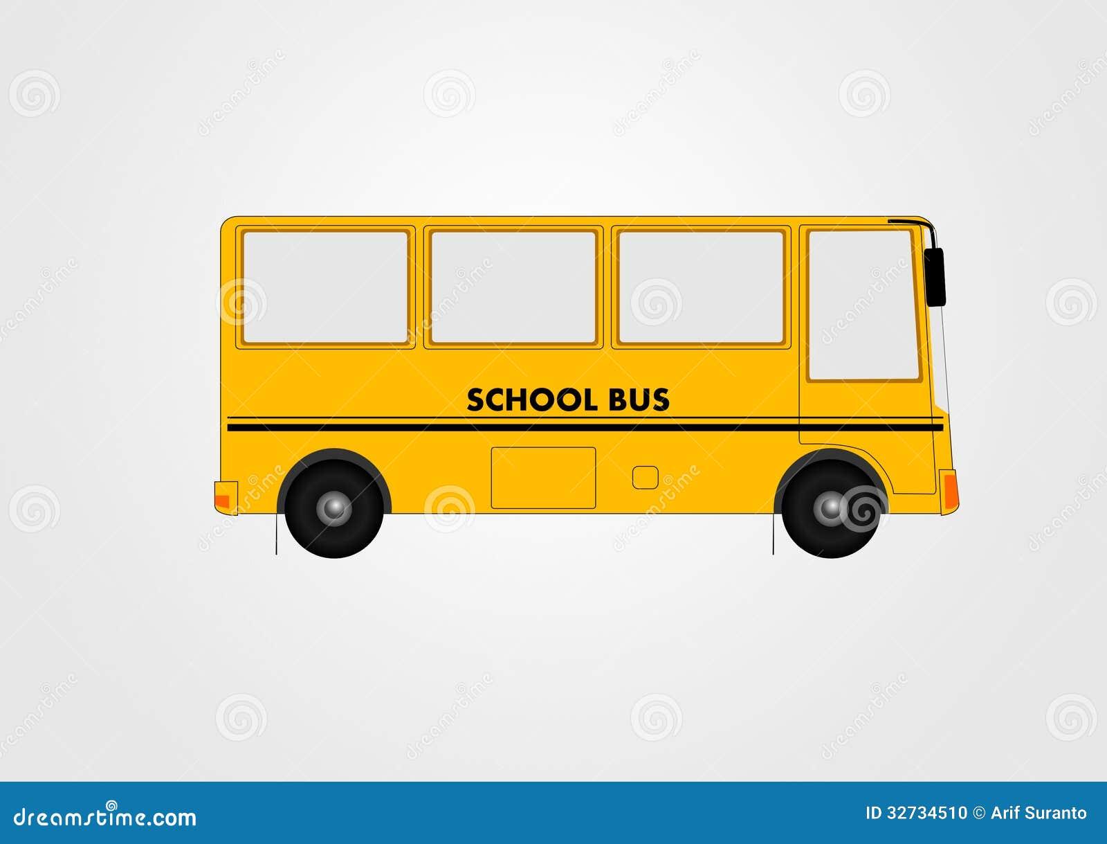 School Bus Stock Photo Image 32734510