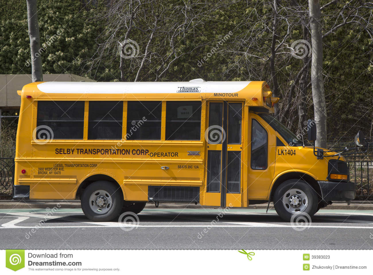 business plan school bus transportation