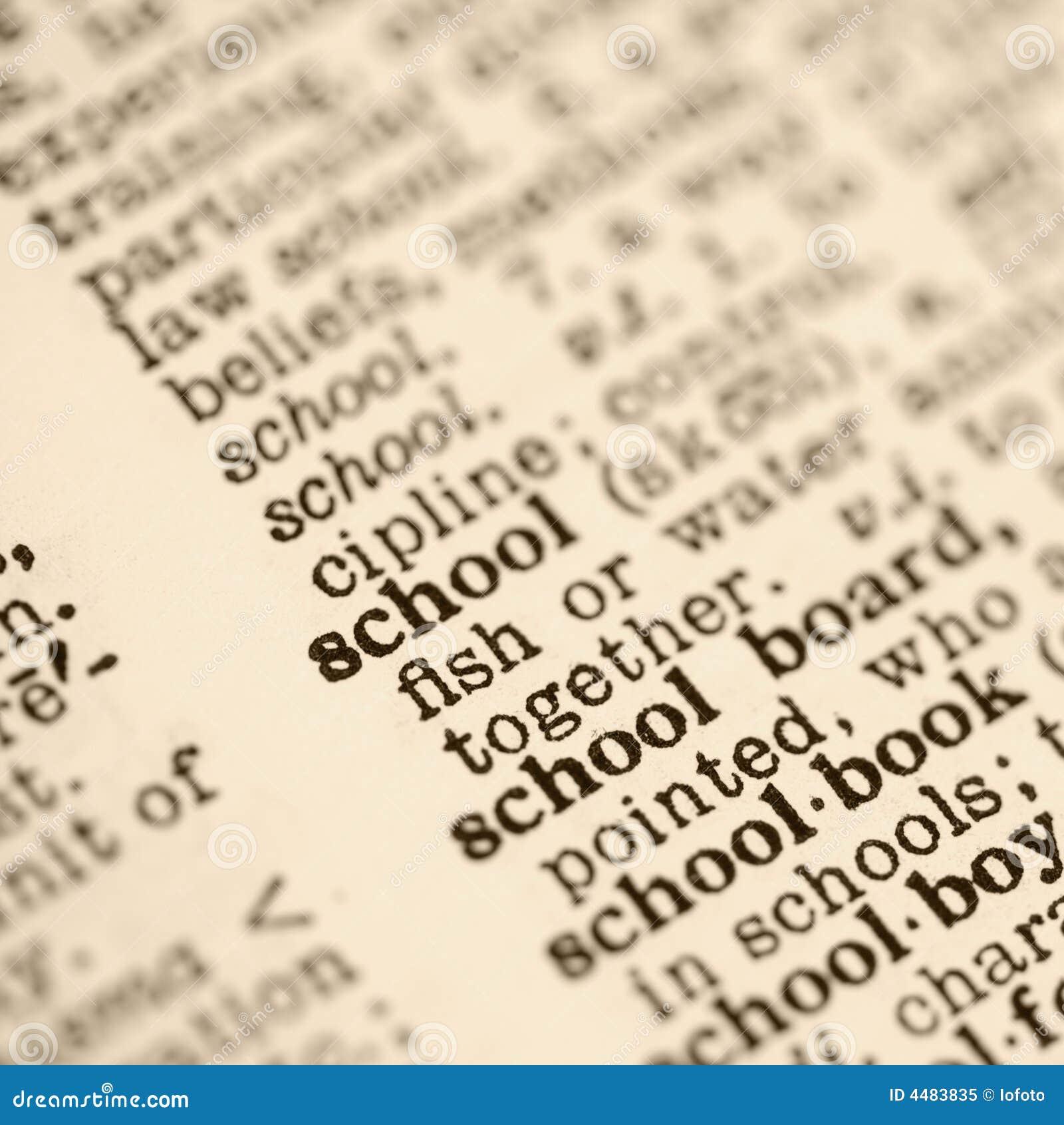 School Life Picture Dictionary#1 worksheet - Free ESL printable ...