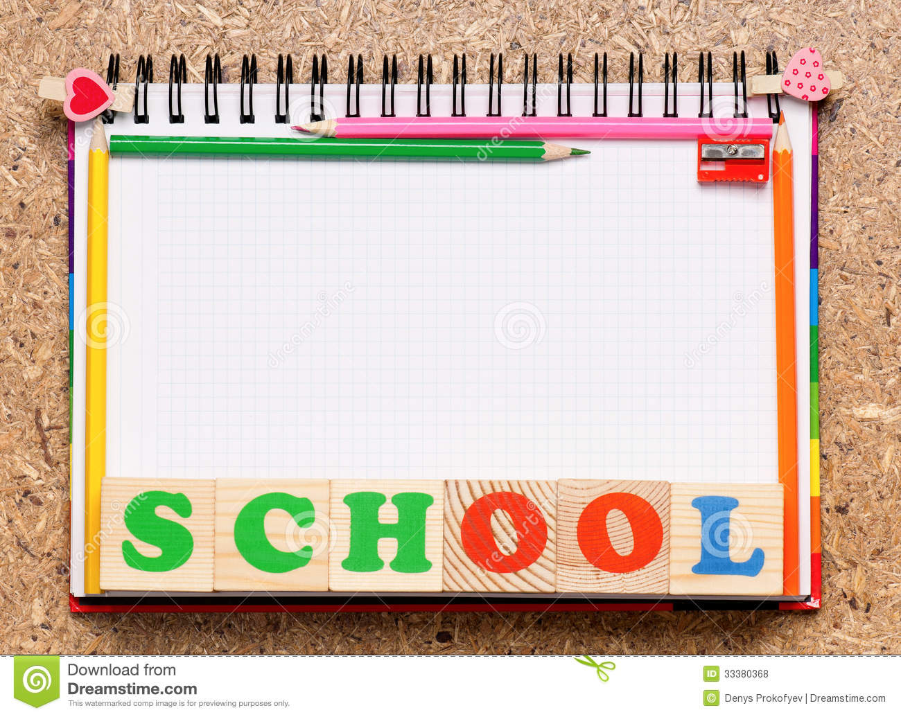 School frame stock photo. Image of easy, child, back - 33380368
