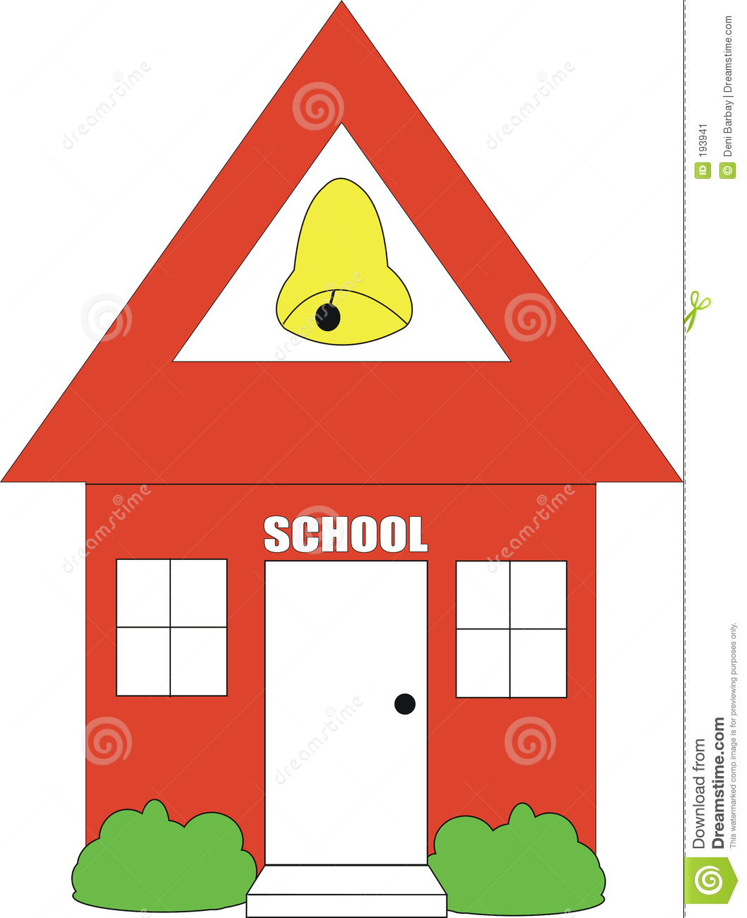 School House Clip Art School house