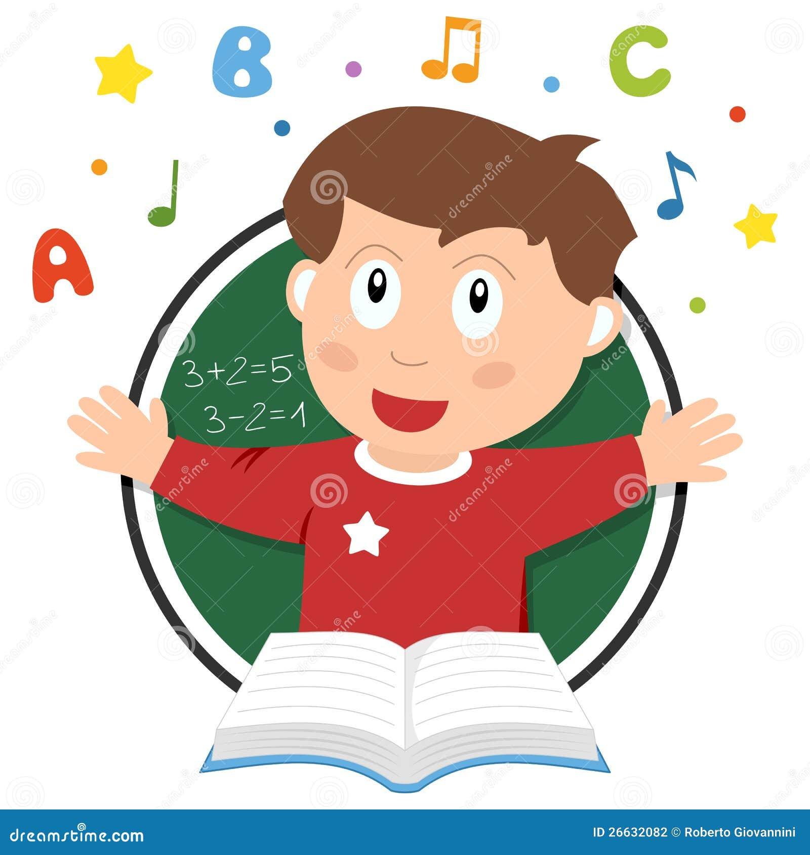 school kids logo stock vector illustration of children