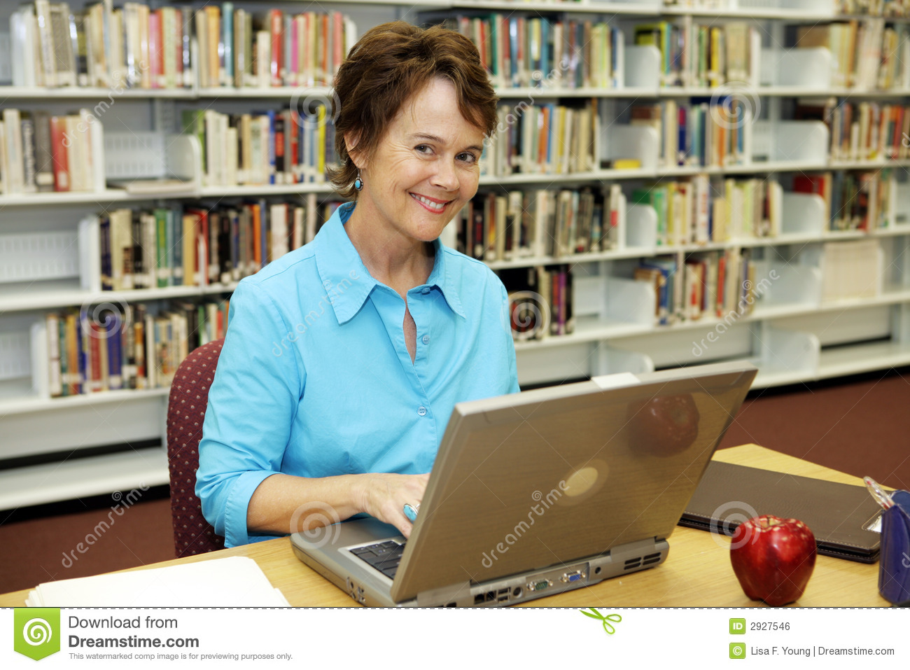 a description of an adolescent student in a library Student library assistant position narrative general description: the lw nixon library the applicant may request work in the library, and the department of.