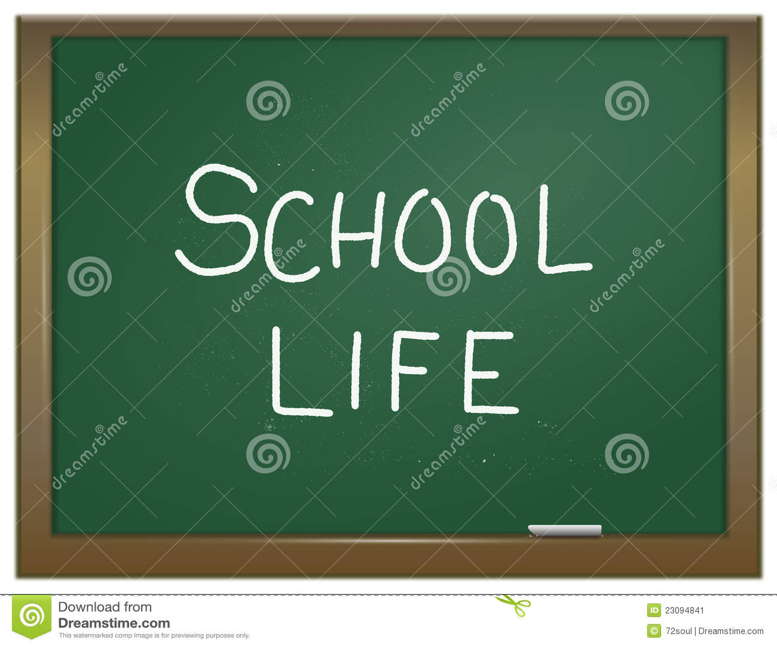 School life concept.
