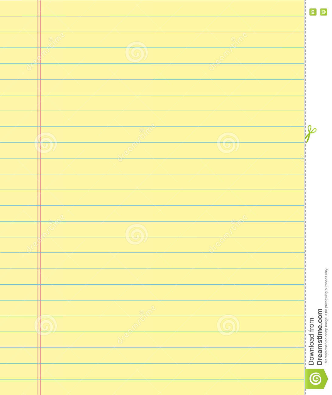 school notebook paper sheet. exercise book page background. lined