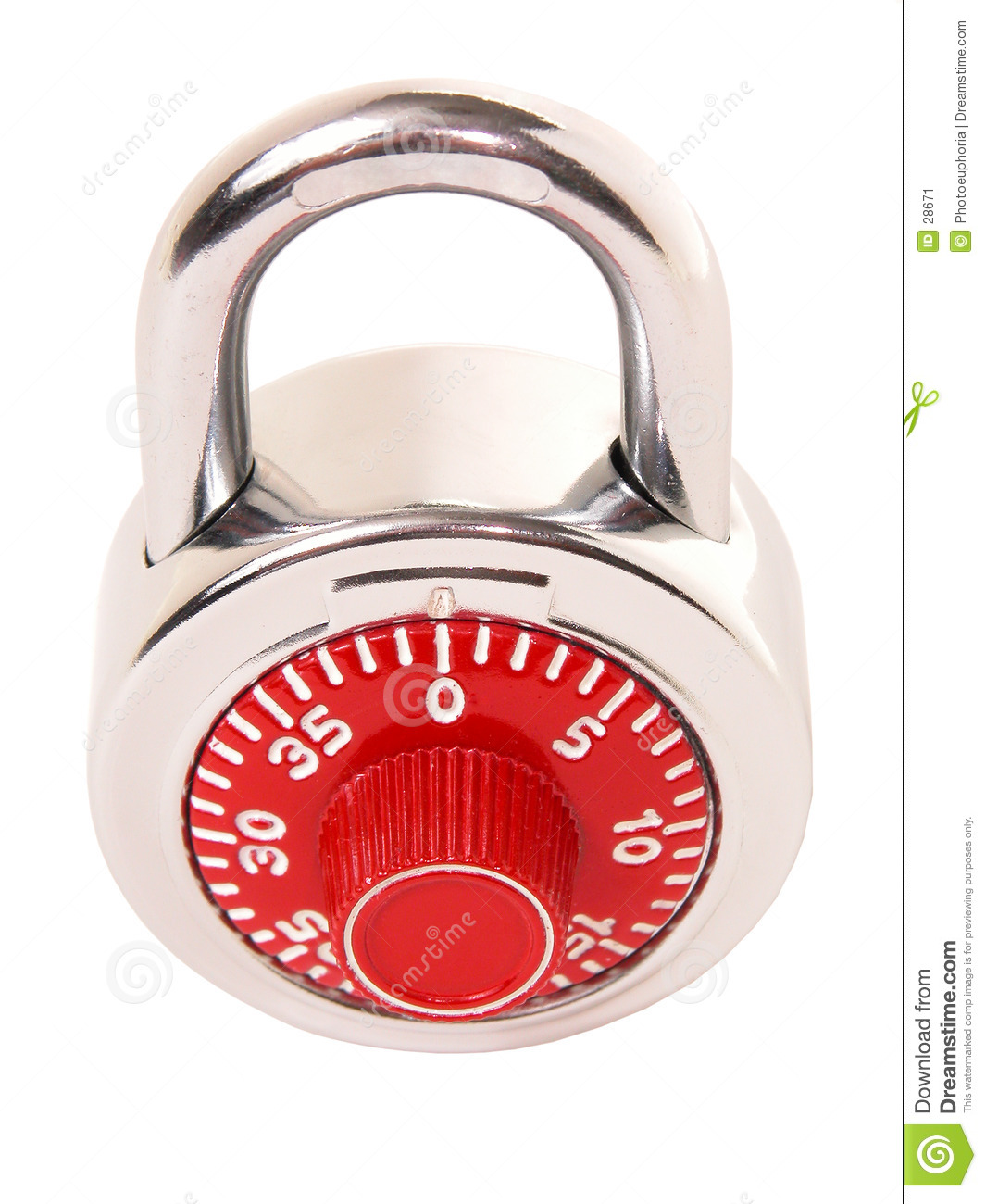 School & Office: Combination Lock