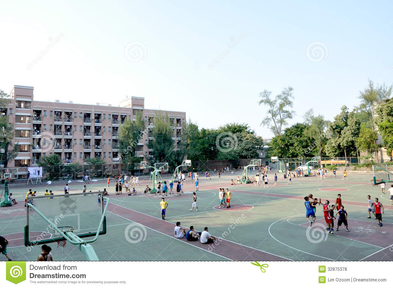 school playground editorial stock photo image 32875378 air pollution clipart pictures Land Pollution