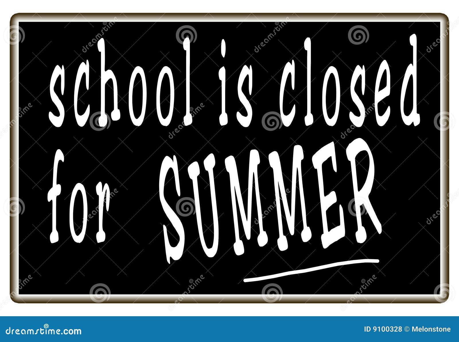 School Summer Holidays Royalty Free Stock Photos - Image ...