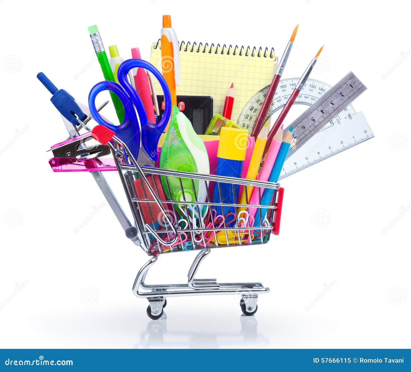 School Supplies In S